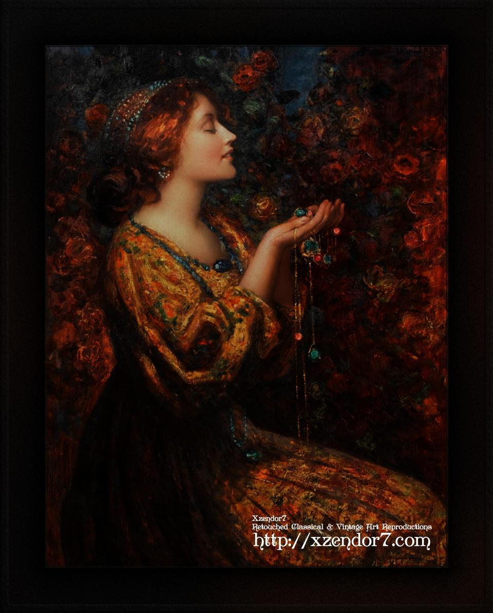Jewels by Thomas Edwin Mostyn