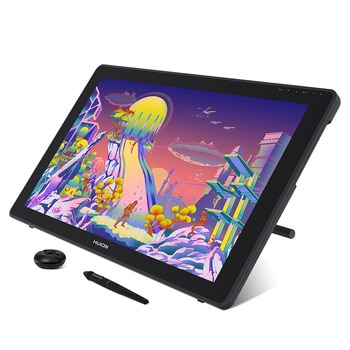 HUION Kamvas 22 Graphic Tablet 21.5 inch Graphics Drawing Tablet Monitor Anti-glare
