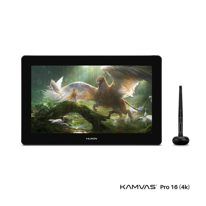 Kamvas Pro 16 4K Series Pen Display