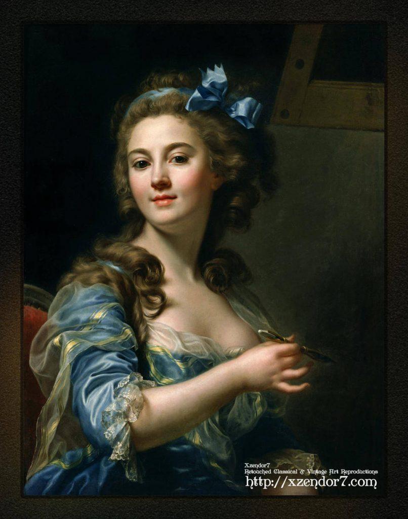 Marie Gabrielle Capet by Marie-Gabrielle Capet