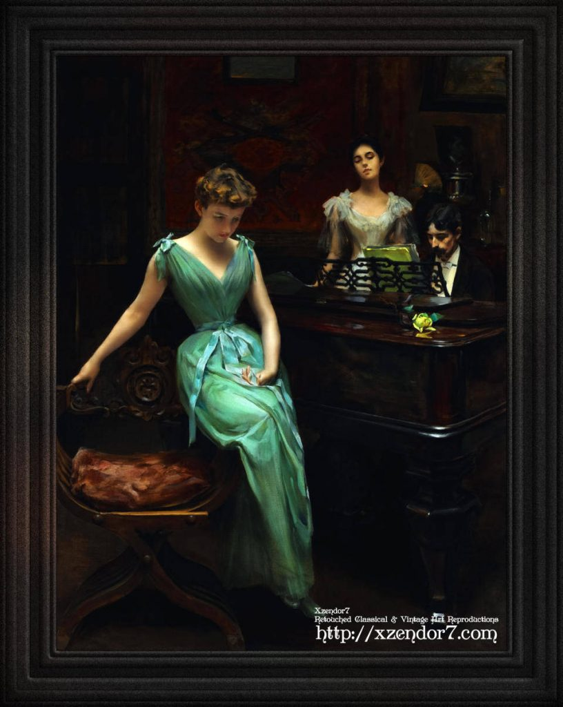 Memories by Irving Ramsay Wiles