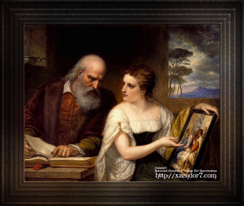 Philosophy and Christian Art by Daniel Huntington