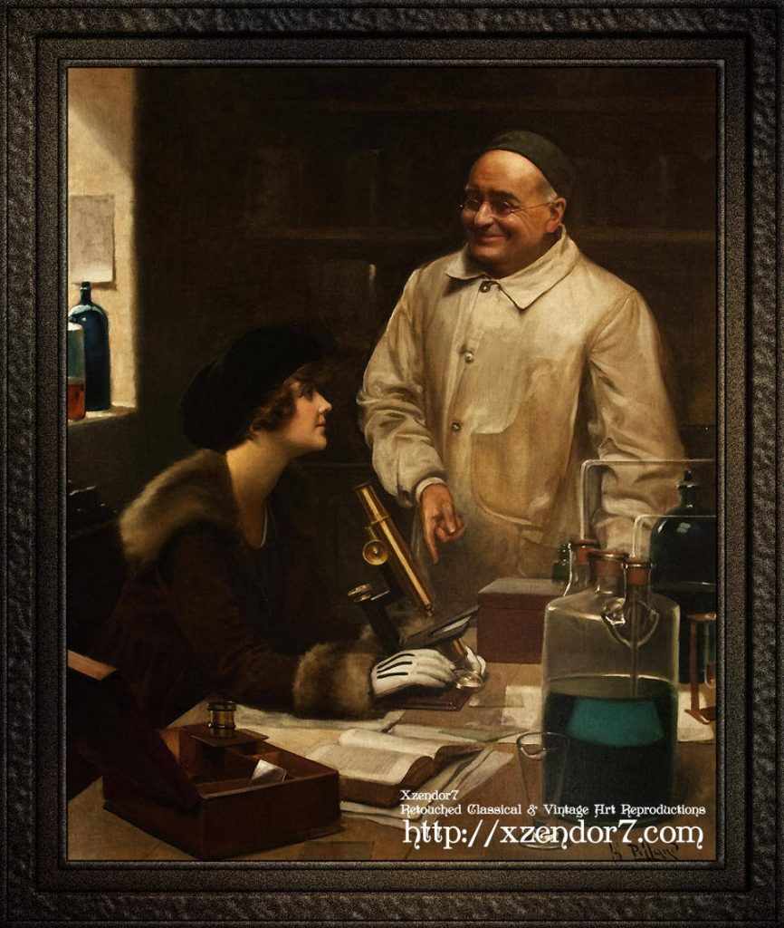 The Chemist And His Student by Harold H. Piffard